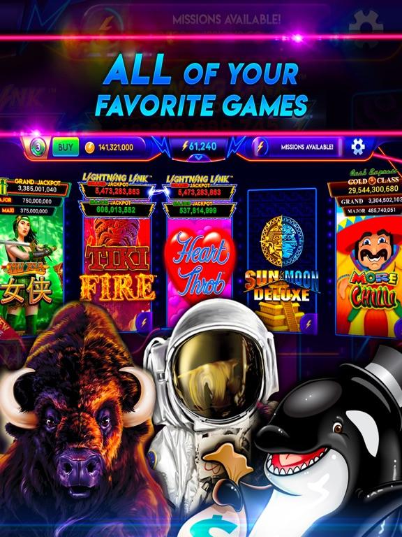 Lightning Link Casino Slots screenshot 6