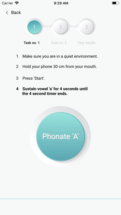 VoiceScreen screenshot-2