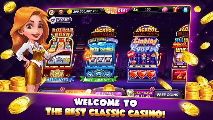 Ignite Classic Slots-Casino screenshot-5