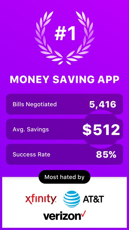 Truebill Budget & Bill Tracker screenshot-2