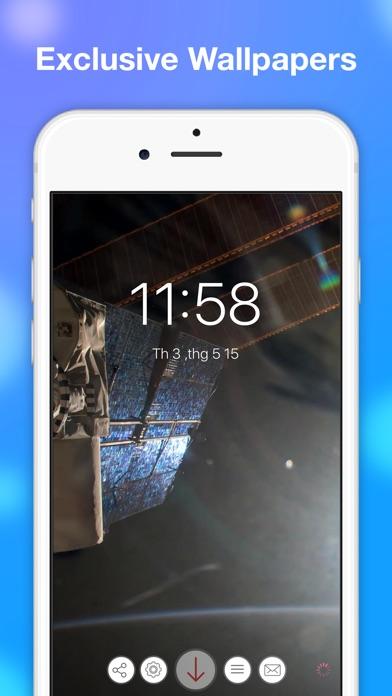Screenshot 5 For Live Wallpapers Lock Screen