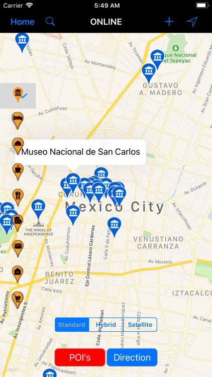 Mexico City Travel Companion By Shine George