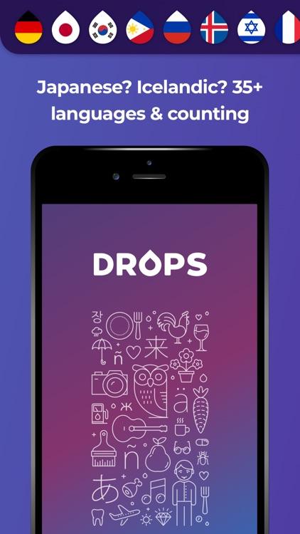 Drops Kahoot! Learn a Language screenshot-0