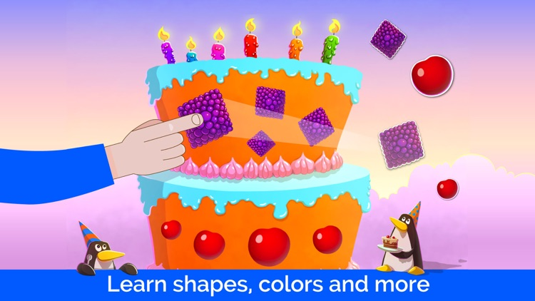 Game with puzzles for toddlers screenshot-3