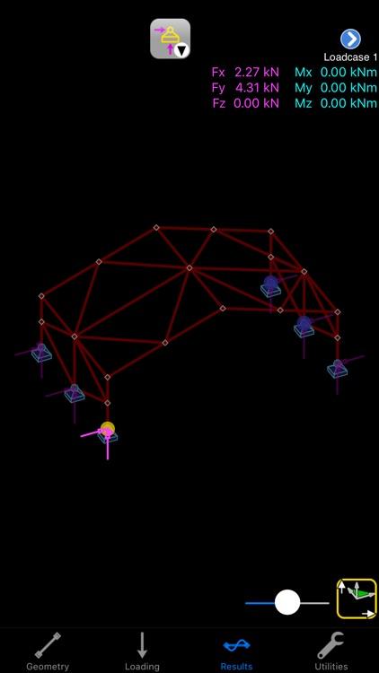 CASA Space Frame S screenshot-3