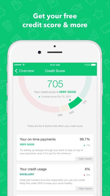 Mint:Personal Finance & Money screenshot-4