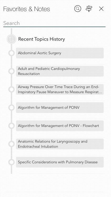 MGH HBK of Clinical Anesthesia screenshot-7