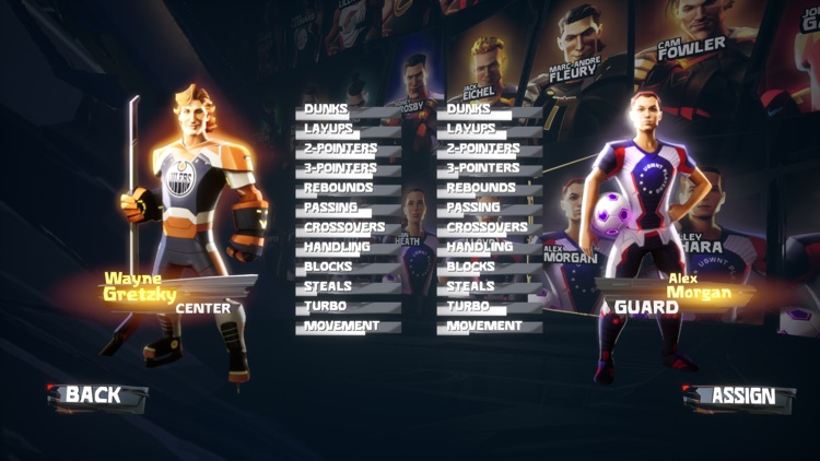 Ultimate Rivals: The Court screenshot-5
