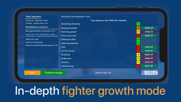 Boxing Manager screenshot-3