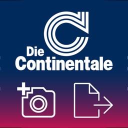 Die Continentale RechnungsApp