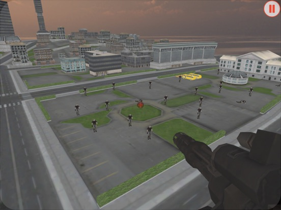Dead Frontline Target-ipad-4