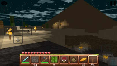 Block Adventurer - Sky Island Screenshot 3