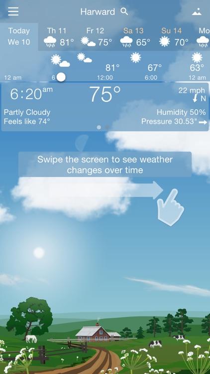 Awesome Weather YoWindow