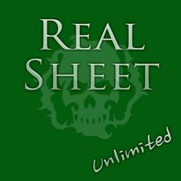 Real Sheet: NWOD Changeling ∞