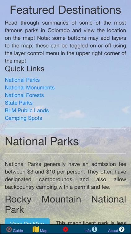 Outdoor Explorer Colorado screenshot-4
