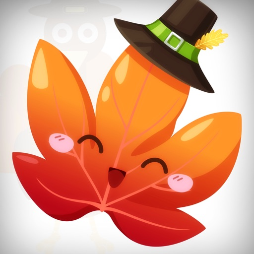 Thanksgiving Holidays Stickers