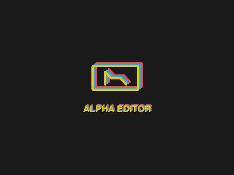 Alpha Editor