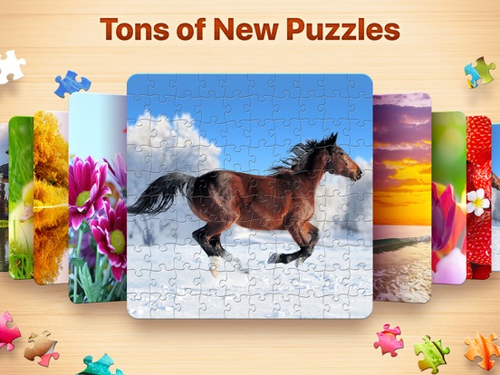 Jigsaw Puzzles - Puzzle Games screenshot 7