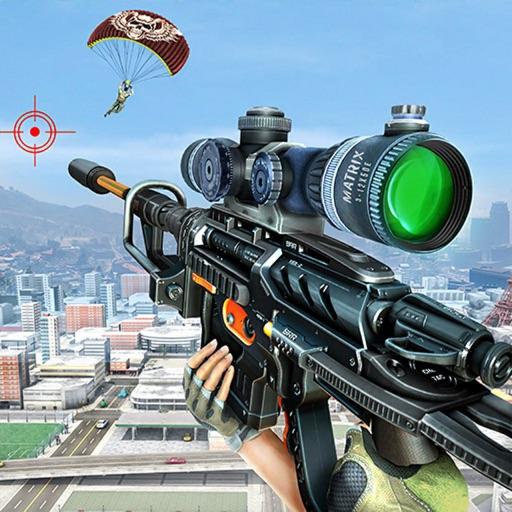 New 3D Sniper Shooter 2021
