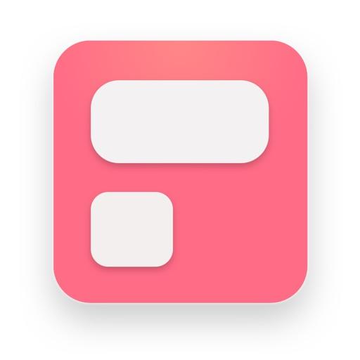 Widget Notes - Home Screen