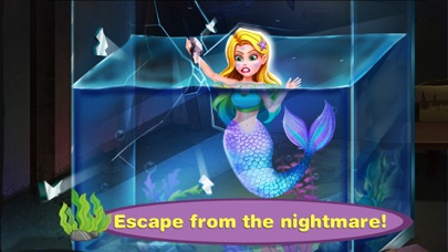 Mermaid Secrets15–Mermaid Bait Screenshot on iOS