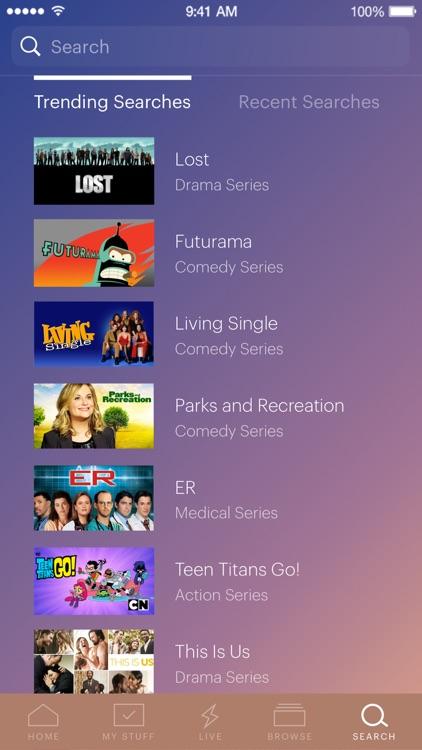 Hulu: Watch TV Shows & Movies screenshot-0