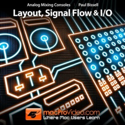 Layout, Signal Flow and IO