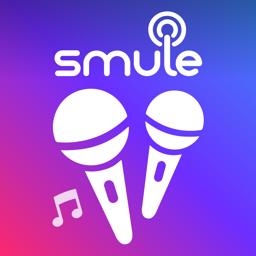 Ícone do app Smule: Cantar social