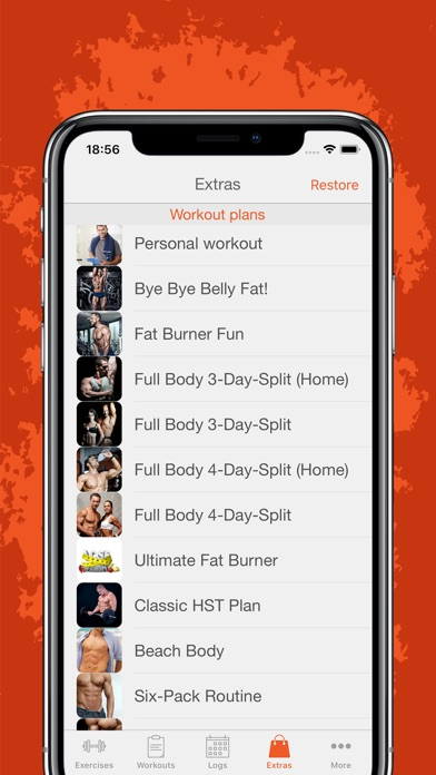 Fitness Point Pro Screenshots