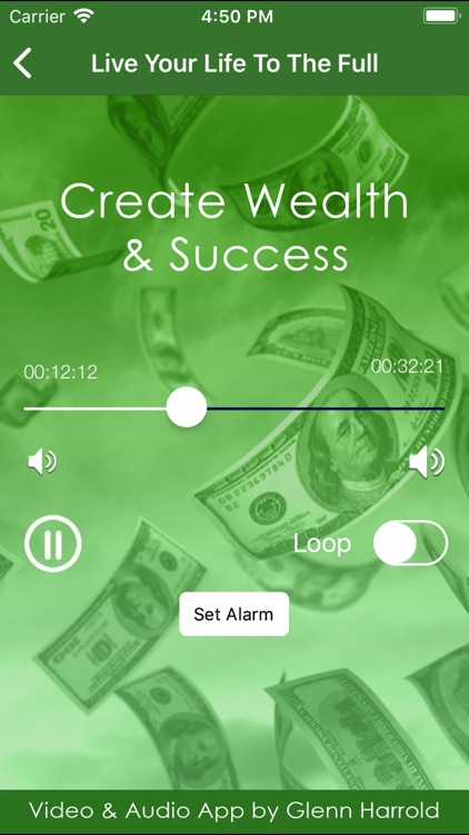 Create Wealth & Success Video screenshot-3