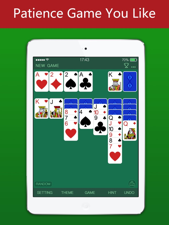 Klondike & Solitaire on the App Store
