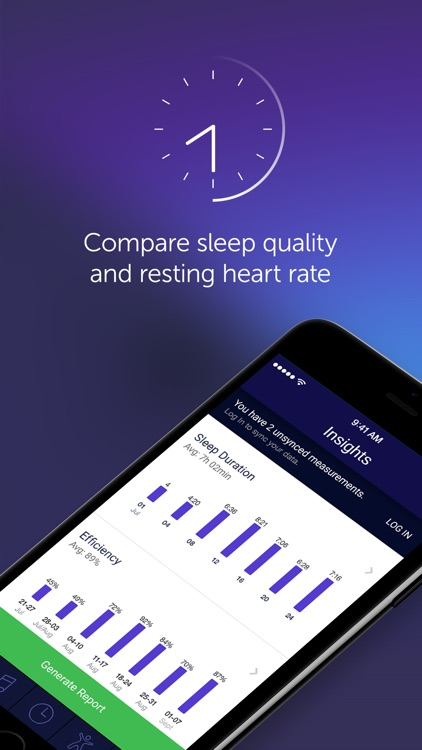Sleep Time+ Cycle Alarm Timer screenshot-3