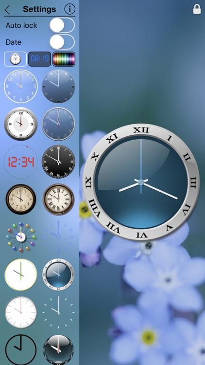 My Own Clock screenshot-0