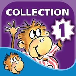 5 Little Monkeys Collection #1
