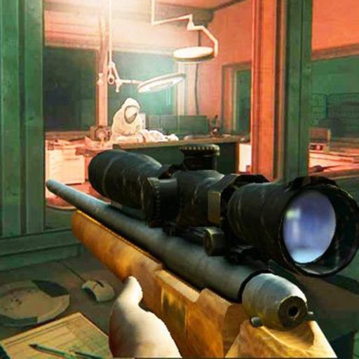 Zombie Sniper: Head Shoot iOS App
