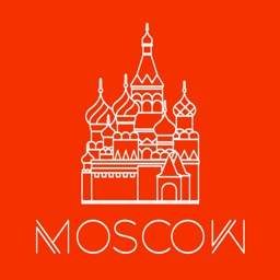 Moscow Travel Guide Offline