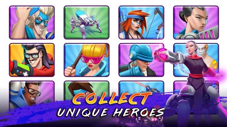 Rumble Heroes™ screenshot-3