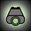 Thomas Backes - Night Vision LIDAR Camera kunstwerk