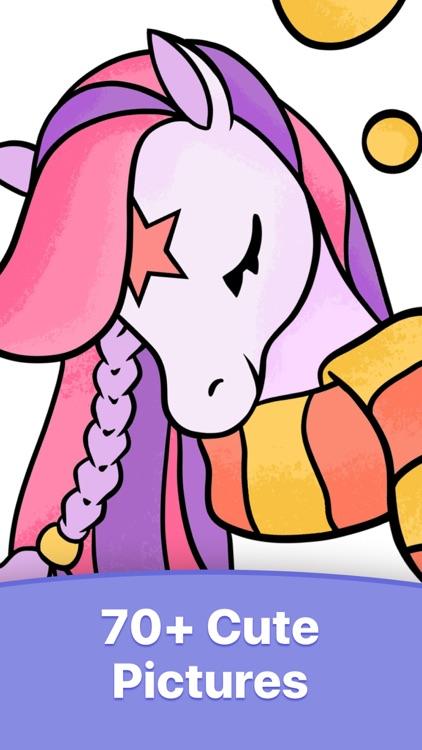 LILPRIN Coloring Book for Kids screenshot-5
