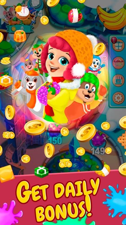 Fruit Shake - Match 3 Game screenshot-3