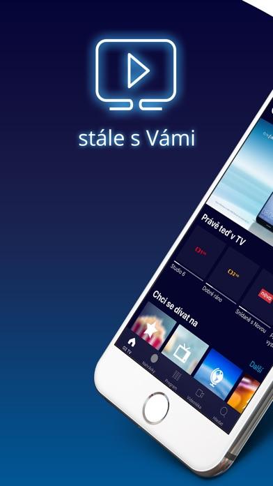 Screenshot for O2 TV in Czech Republic App Store