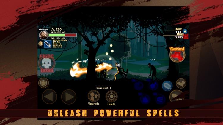 Shadow Blade Warrior screenshot-3