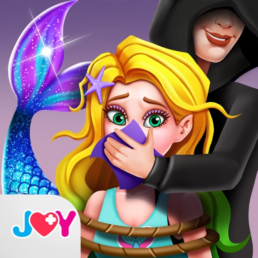 Mermaid Secrets7- Save Mermaid iOS App