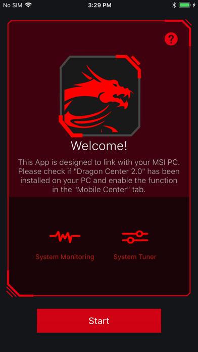 MSI Dragon Dashboard 2 0   App Price Drops