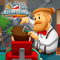App Icon for Idle Barber Shop Tycoon - Game App in Dominican Republic IOS App Store