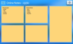 Online Notes for TV