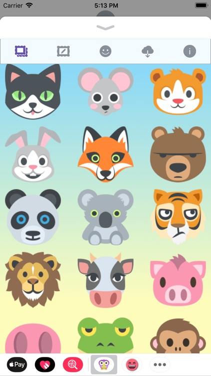 Animals Emoji • Stickers screenshot-9