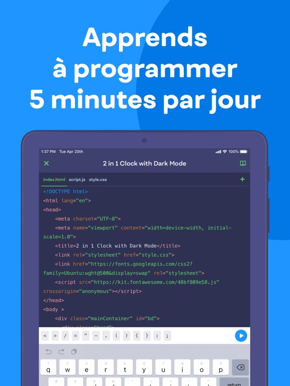 Mimo Code: Apprendre à Coder