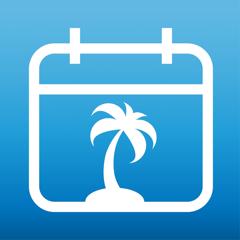Countdown zum Urlaub - Holiday