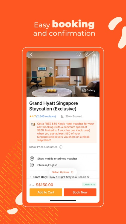 Klook: Travel & Leisure Deals screenshot-3